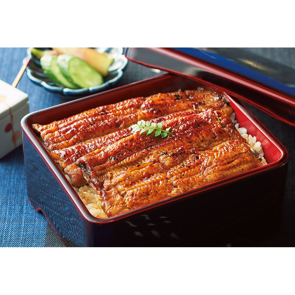 「うなぎ藤田」江戸蒸蒲焼パック 2枚入り 魚加工品