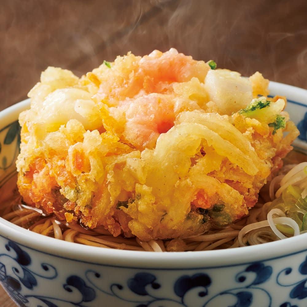ぶ厚い海鮮かき揚げ お惣菜加工品