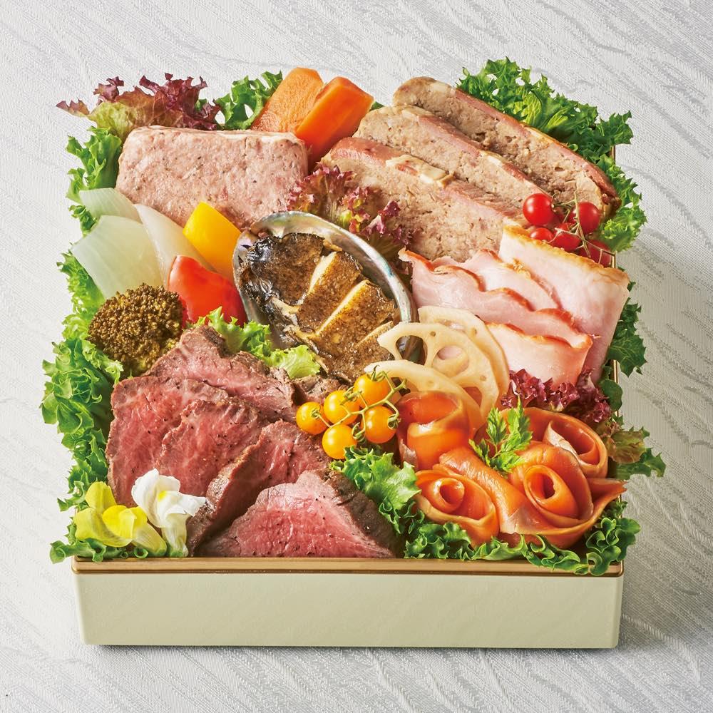 こだわり厳選洋風おせち7品セット (約3~4人前) 洋惣菜