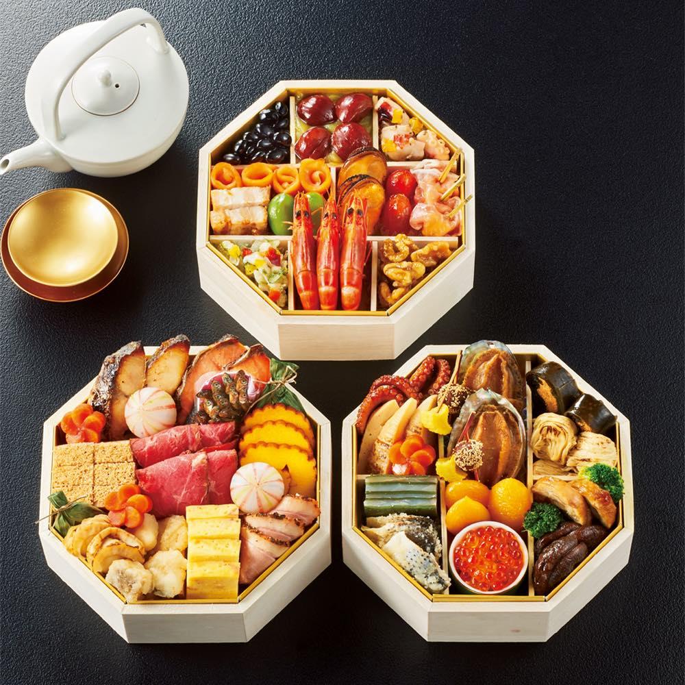グルメ 食品 お惣菜 和惣菜 「ホテル椿山荘東京」 和洋おせち (約3~4人前) FJ7822