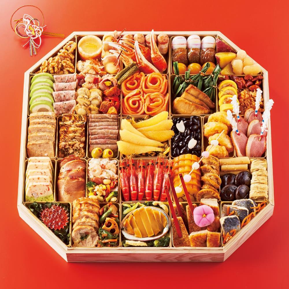 ふく吉 お集まり料理 「慶びの宴」 (約6~7人前) 和惣菜