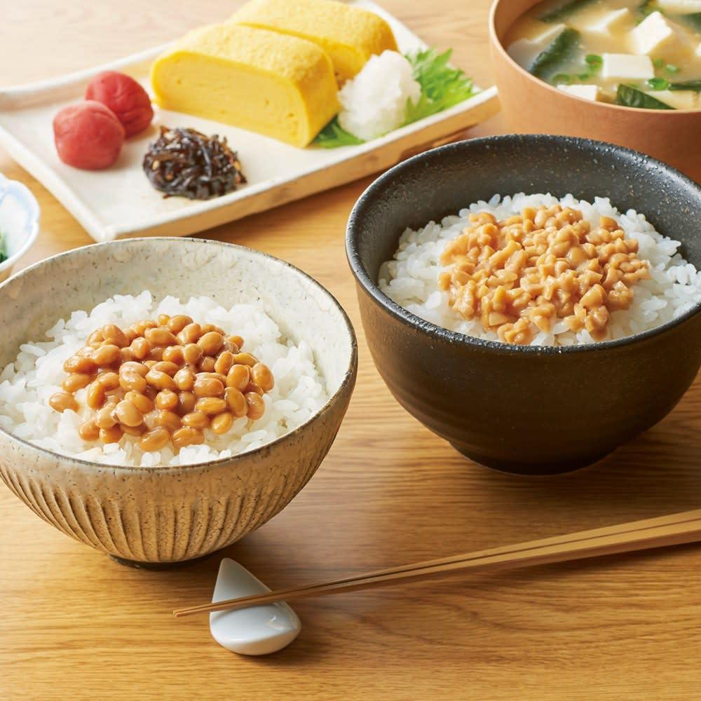 冷凍 小分け味付け納豆2種 (計40袋) 和惣菜