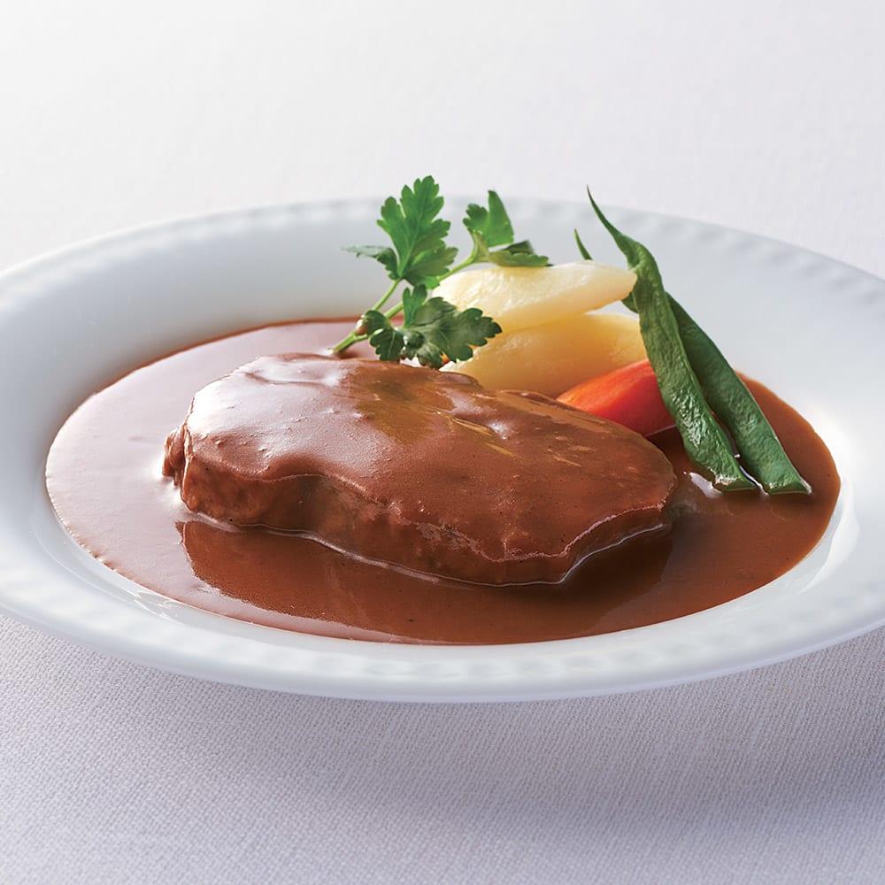「レストランフライヤ」 厚切り牛タンシチュー (200g×4袋) 洋惣菜