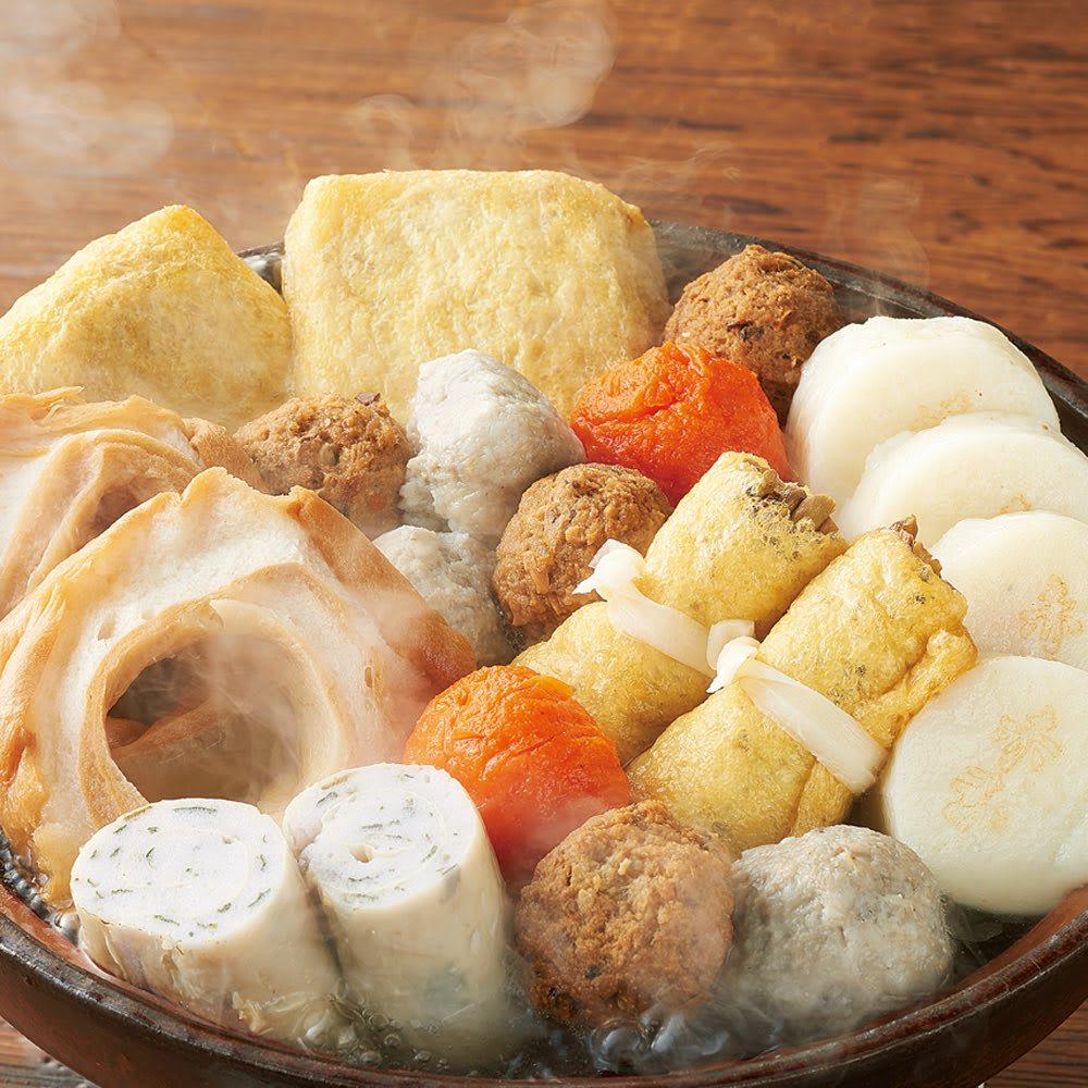 「赤玉本店」 金澤おでん8種セット 和惣菜