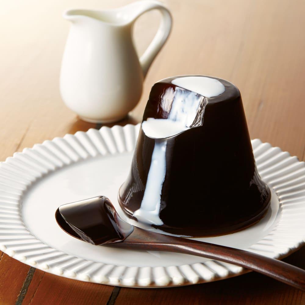 「リエコーヒー」 水出しコーヒーゼリー (100g×10個) FG4122