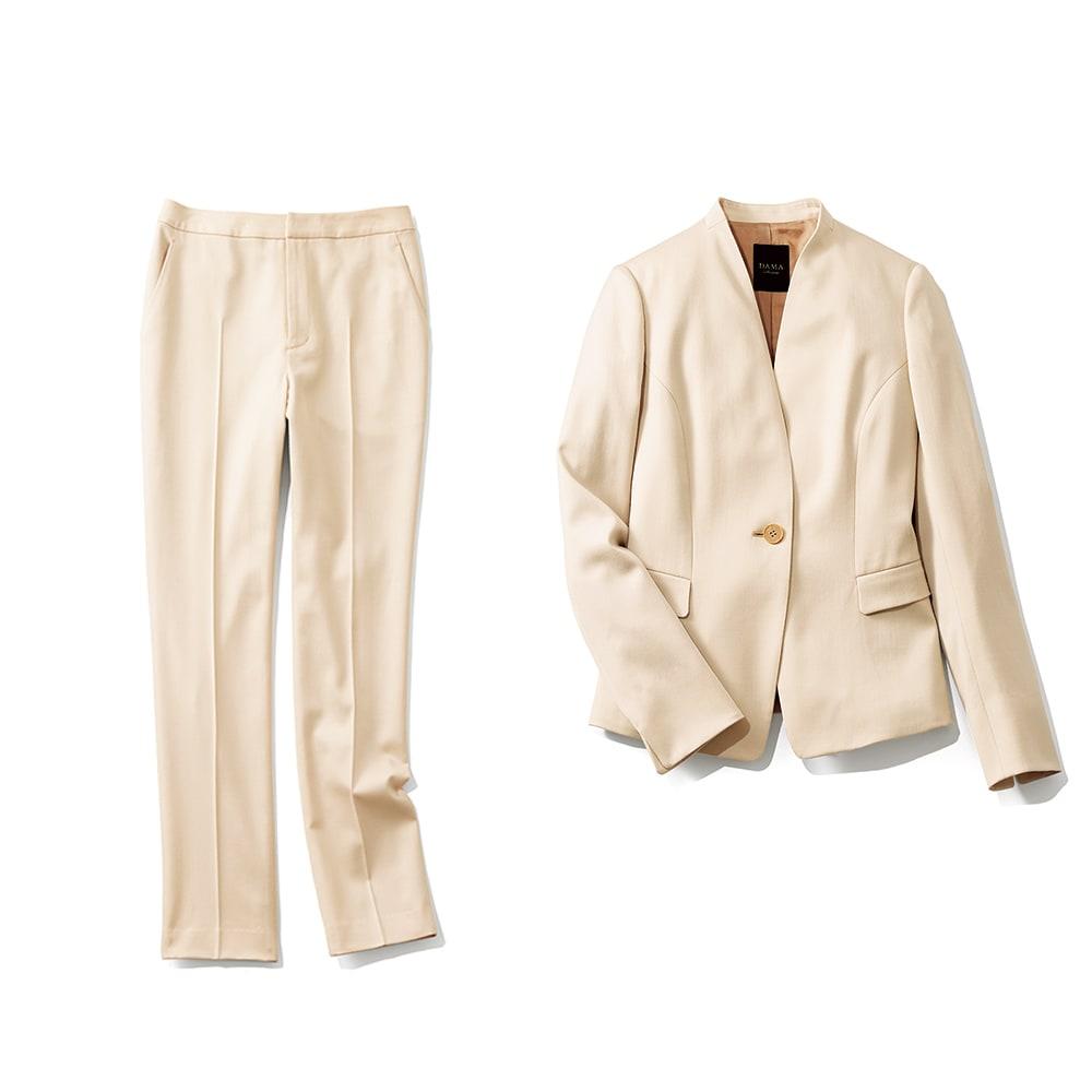 ウールベネシャン スーツセット(ジャケット+パンツ) ジャケット+パンツ