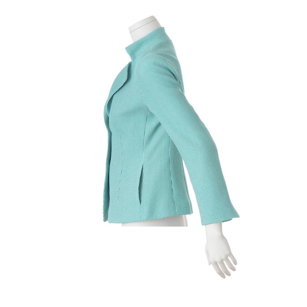 Faliero Sarti/ファリエロ サルティ からみ織り ジャケット