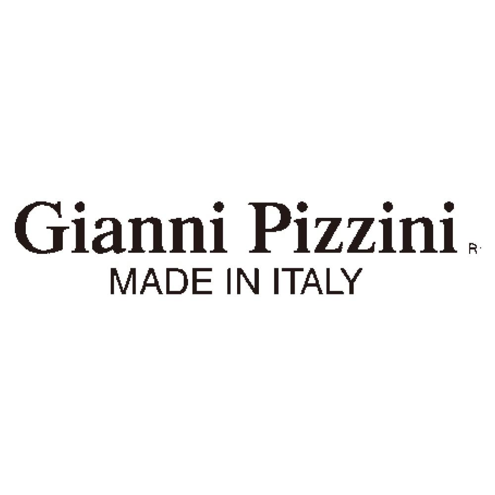 Gianni Pizzini/ジャンニピジーニ 草木柄 エンボス レザー バッグ(イタリア製)