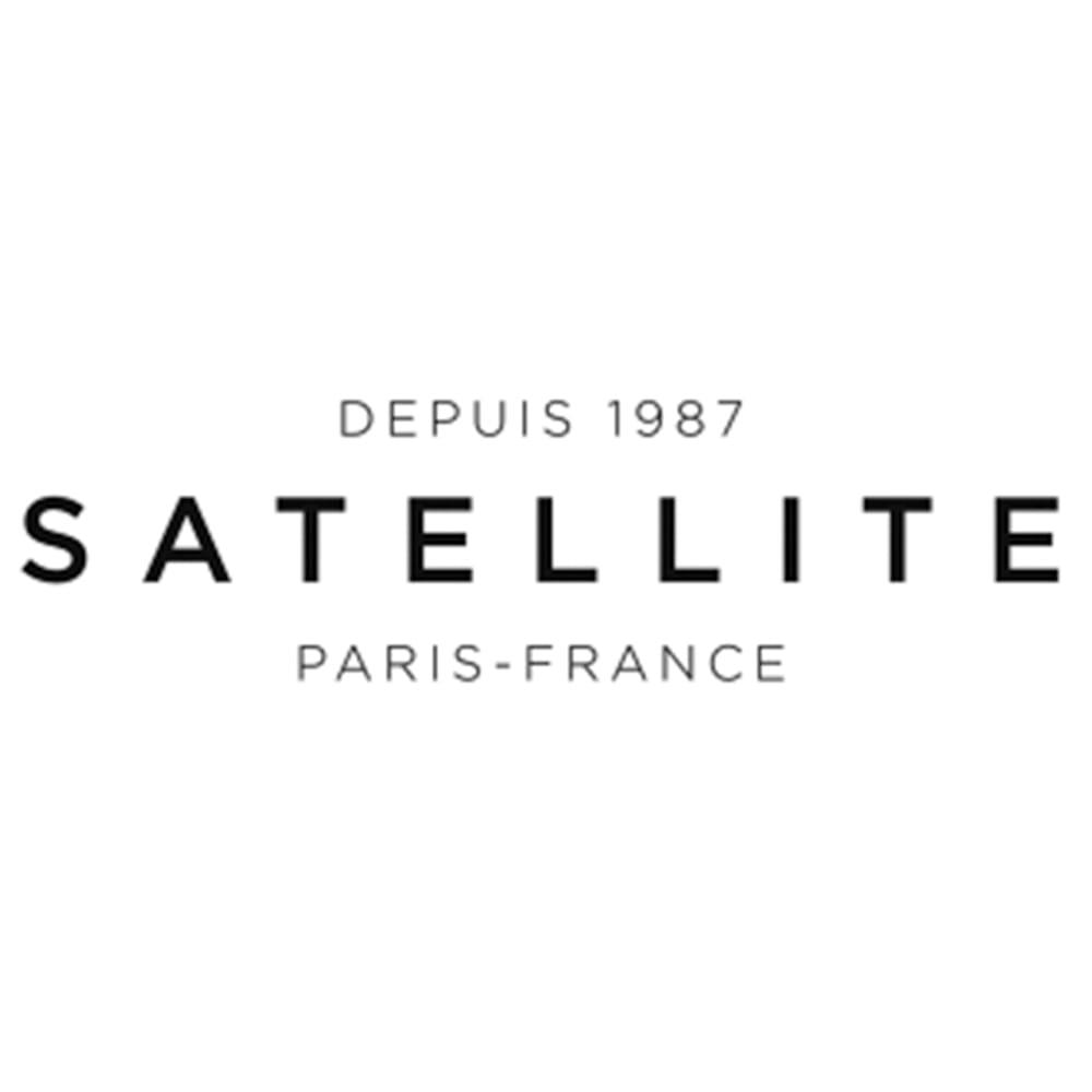 SATELLITE PARIS/サテリット・パリ デザイン フープピアス