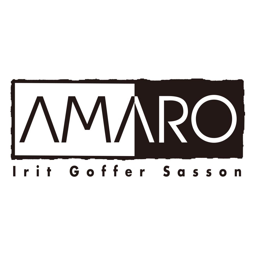 AMARO/アマーロ リーフモチーフ イヤリング・ピアス