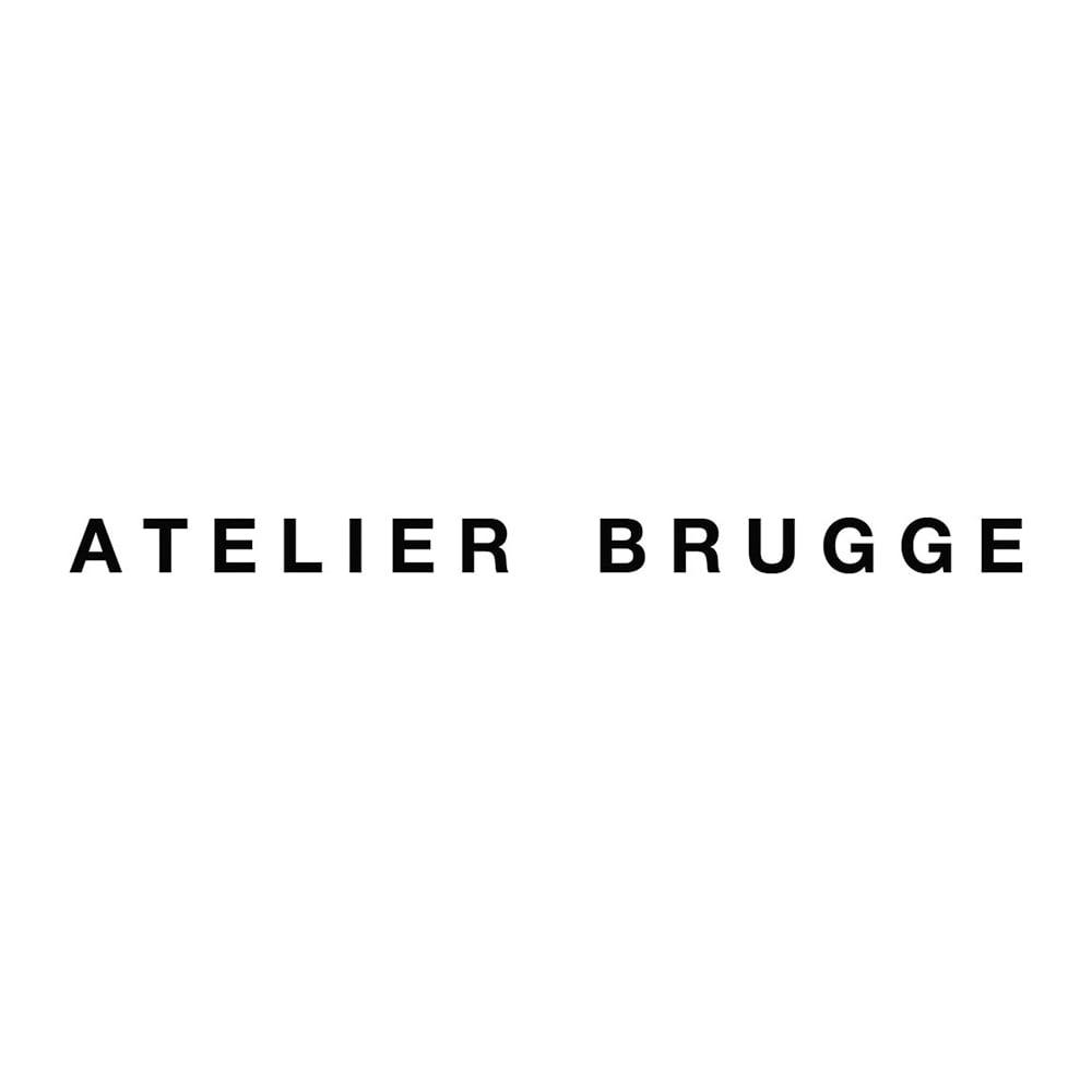 ATELIER BRUGGE/アトリエブルージュ 素材コンビ ミニショルダーバッグ
