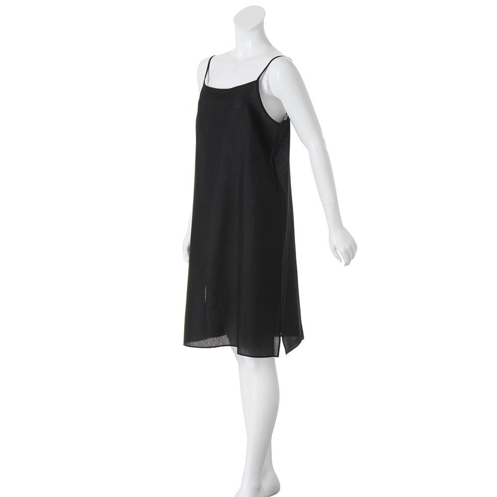 トルコ素材 カットワーク刺繍 コクーン ワンピース インナードレス付き