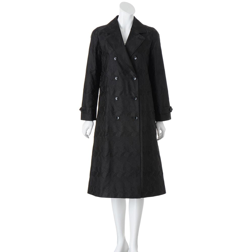 イギリス ステファン・ウォルターズ社 シルク ジャカード コート