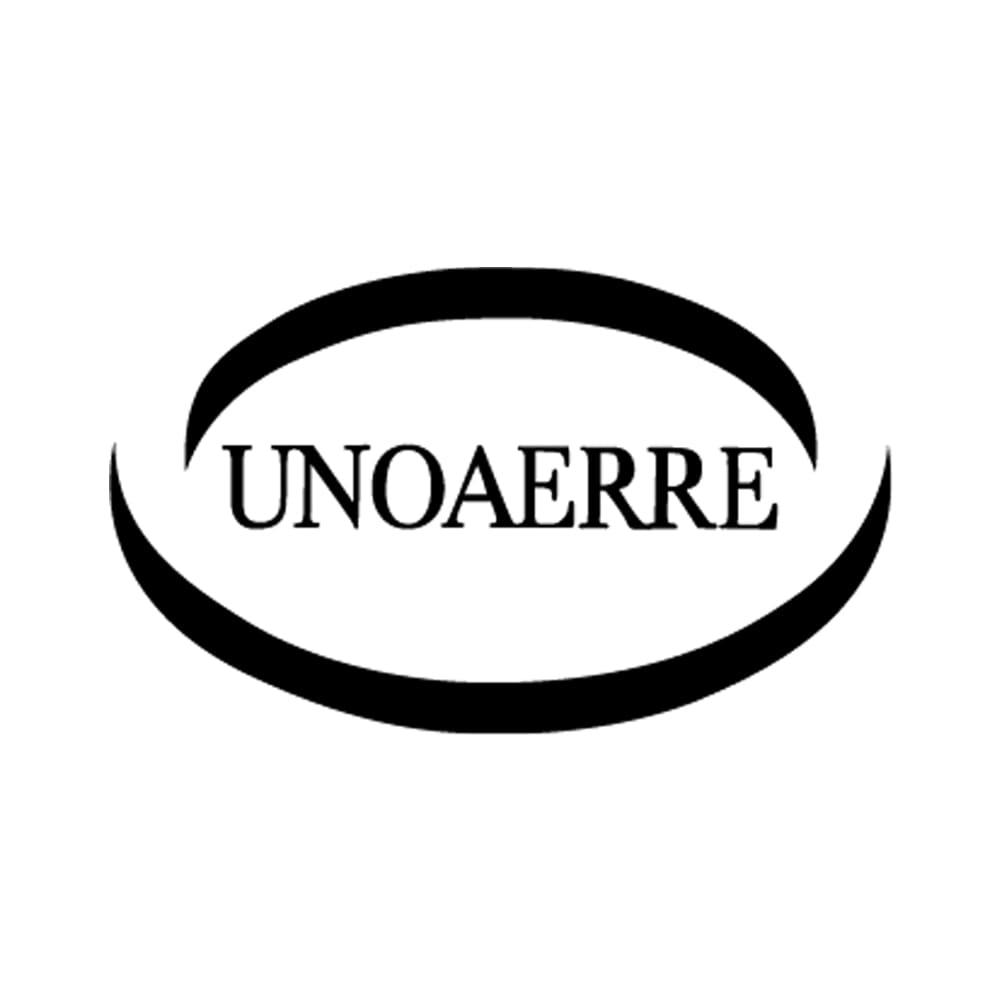 UNOAERRE/ウノアエレ コラボ K18 フープピアス(イタリア製)