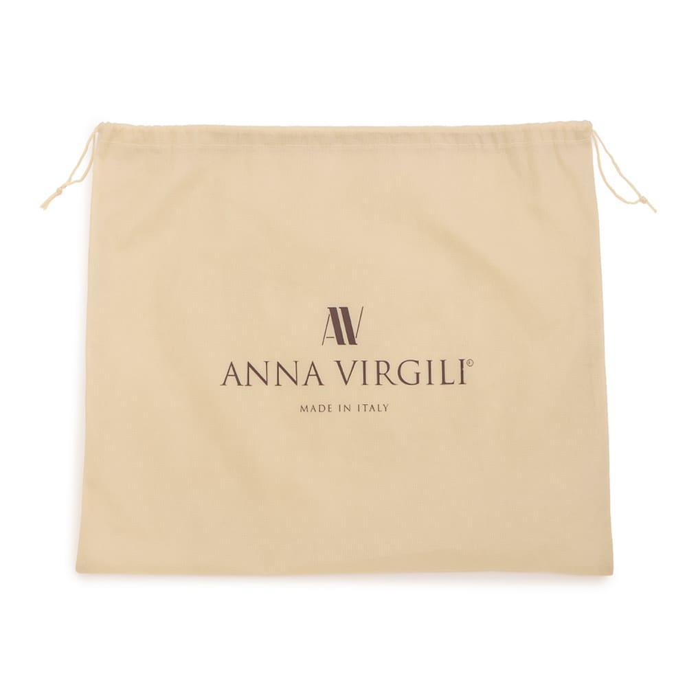 ANNA VIRGILI/アンナ ヴィルジリ キルティング バッグ(イタリア製) 付属袋付き(デザイン等、一部変更になる場合があります)