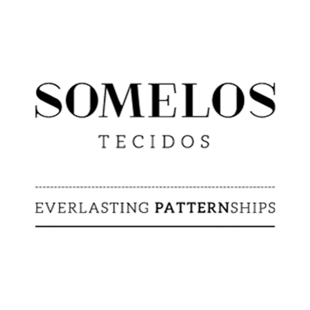 ソメロス社 コットンツイル バンドカラー シャツ