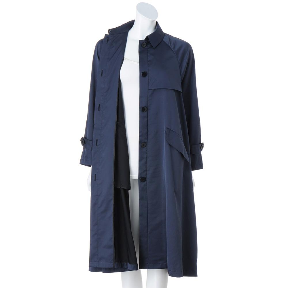 アンチポラン(R)素材 撥水 ドレスコート ※インナーは含まれません。