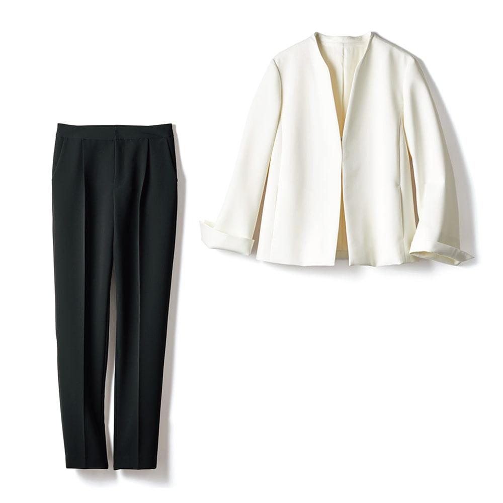 ダブルクロス スーツセット(ジャケット+パンツ) ジャケット+パンツ