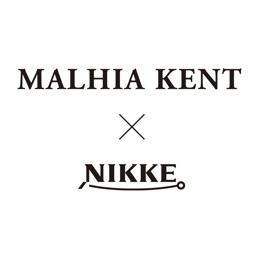 マリア・ケント社 ツイード& 「NIKKE」 ウールデニムGジャン