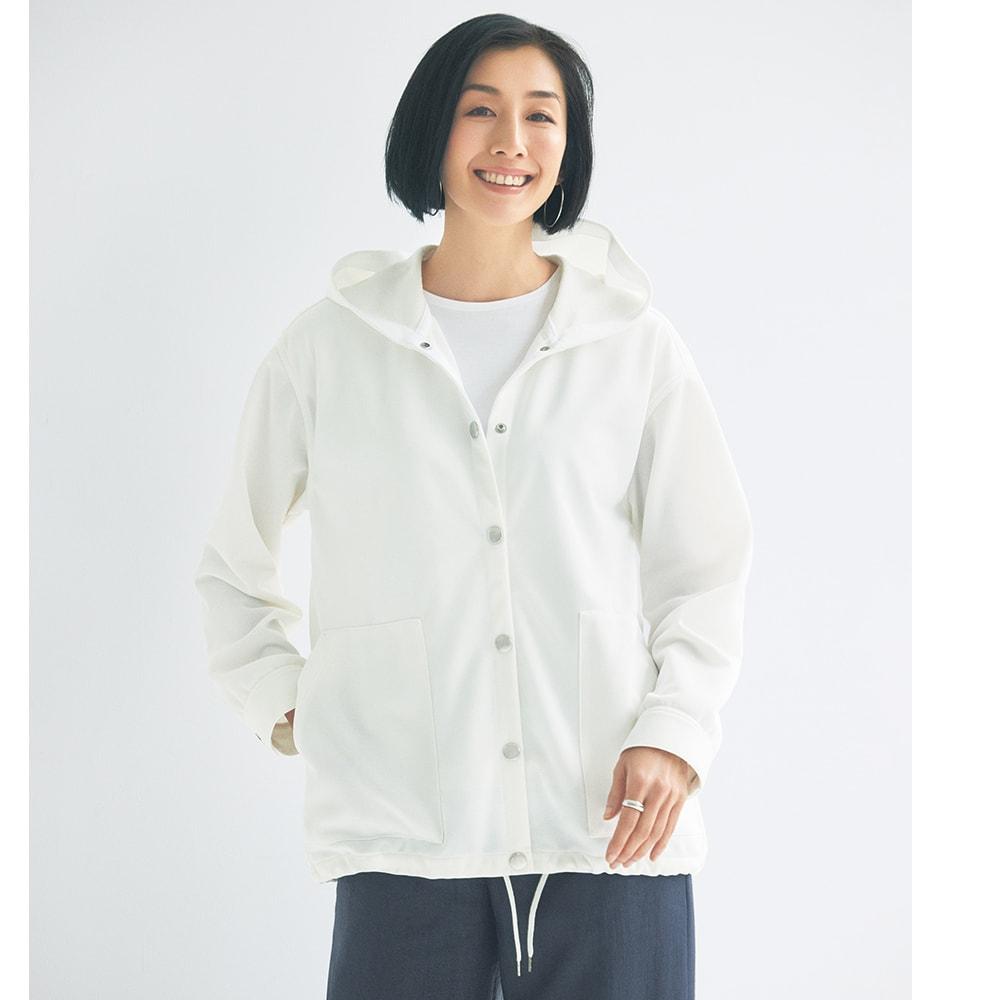 リッチェリ社 リネン混 スーツセット(ジャケット+パンツ) コーディネート例
