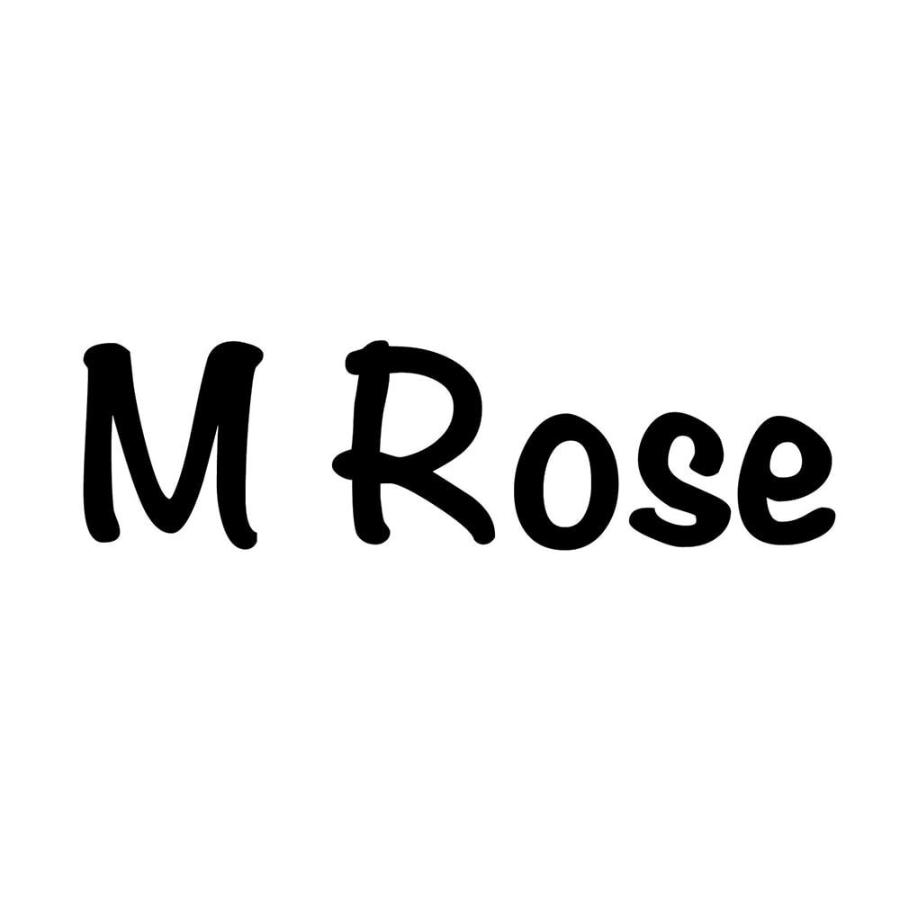 M Rose/エンメローズ 配色 レザー トート(イタリア製)