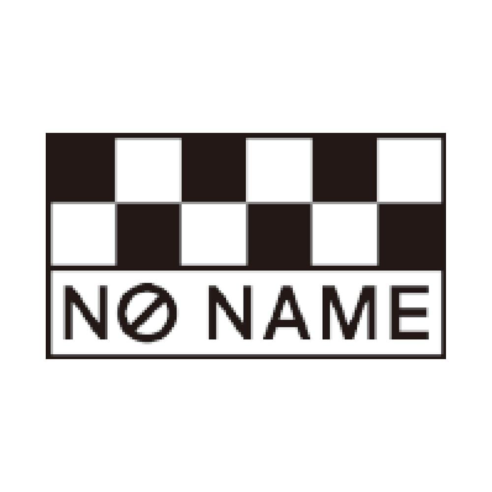 NO NAME/ノーネーム クロコ型押し スニーカー