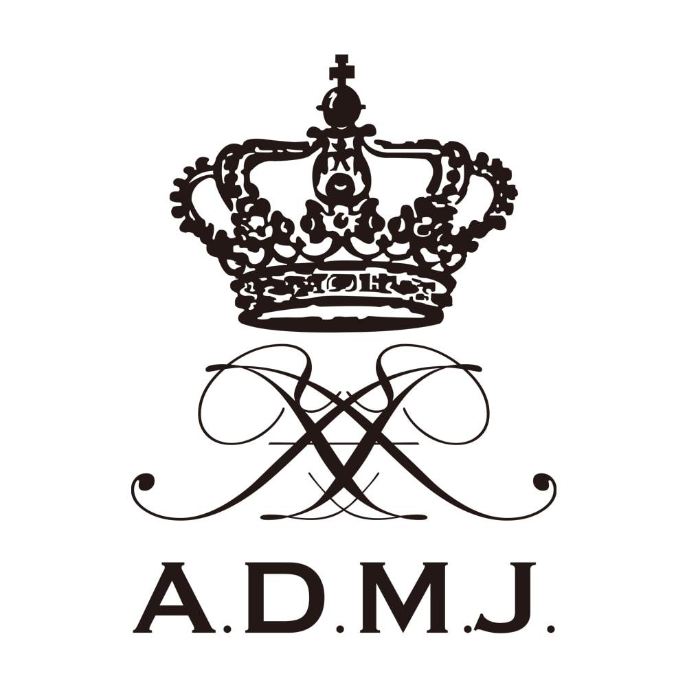 A.D.M.J./アクセソワ・ドゥ・マドモワゼル 素材コンビ ショルダーバッグ