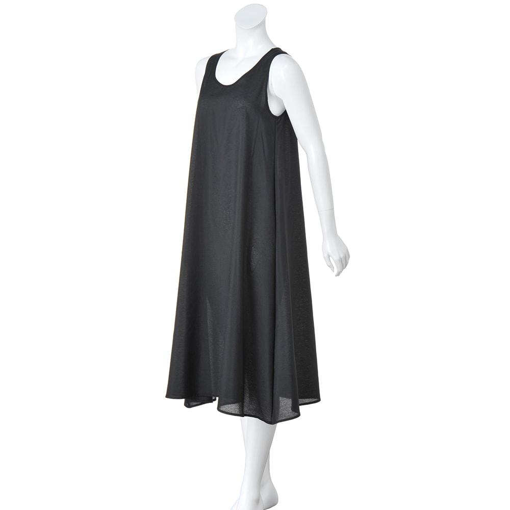 トルコ カットワークレース使い ティアード ワンピース インナードレス付き