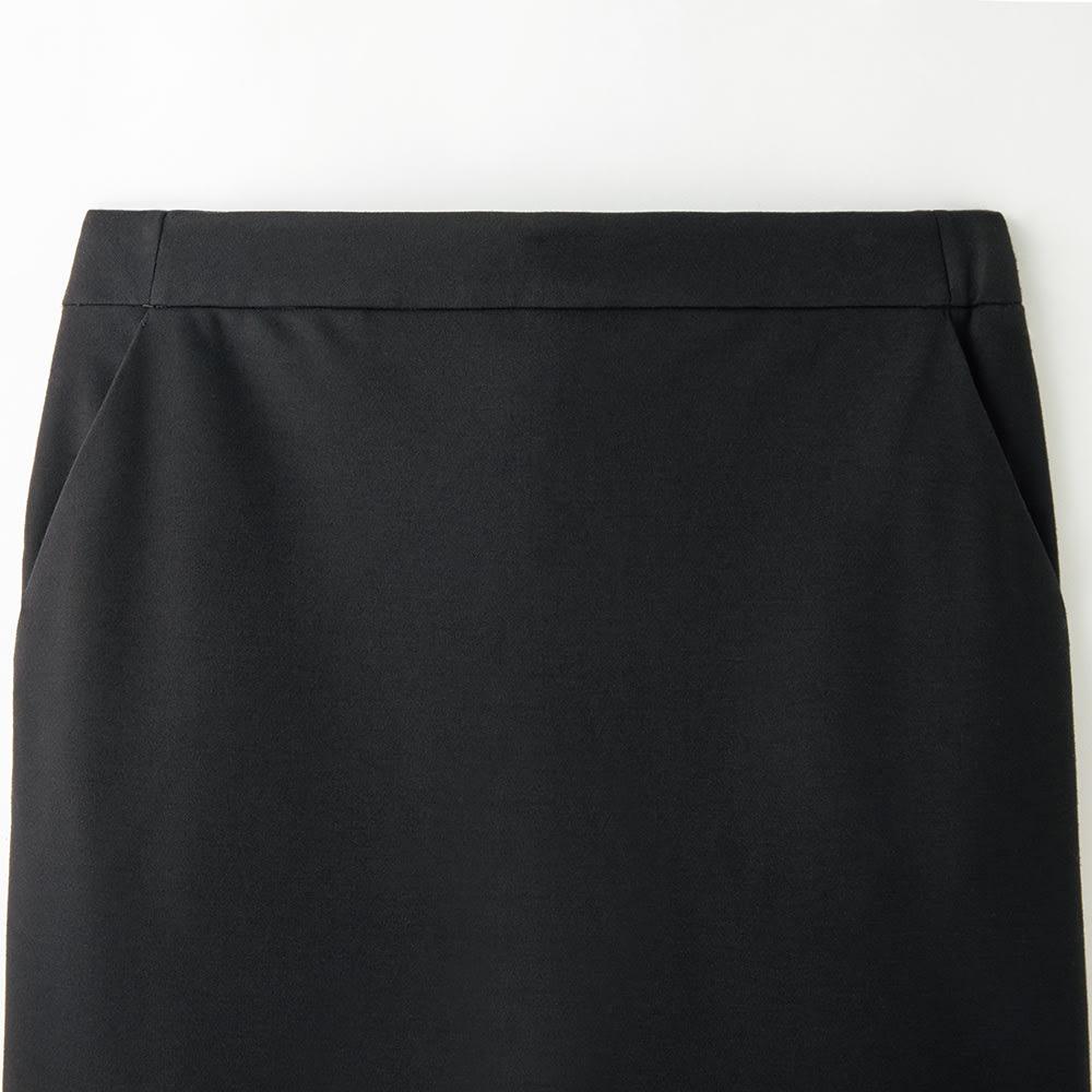 ヘビーポンチタイトスカート front
