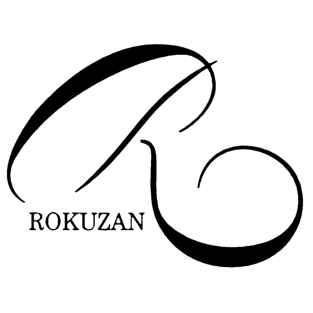 ROKUZAN/碌山 SV オニキス デザイン リング