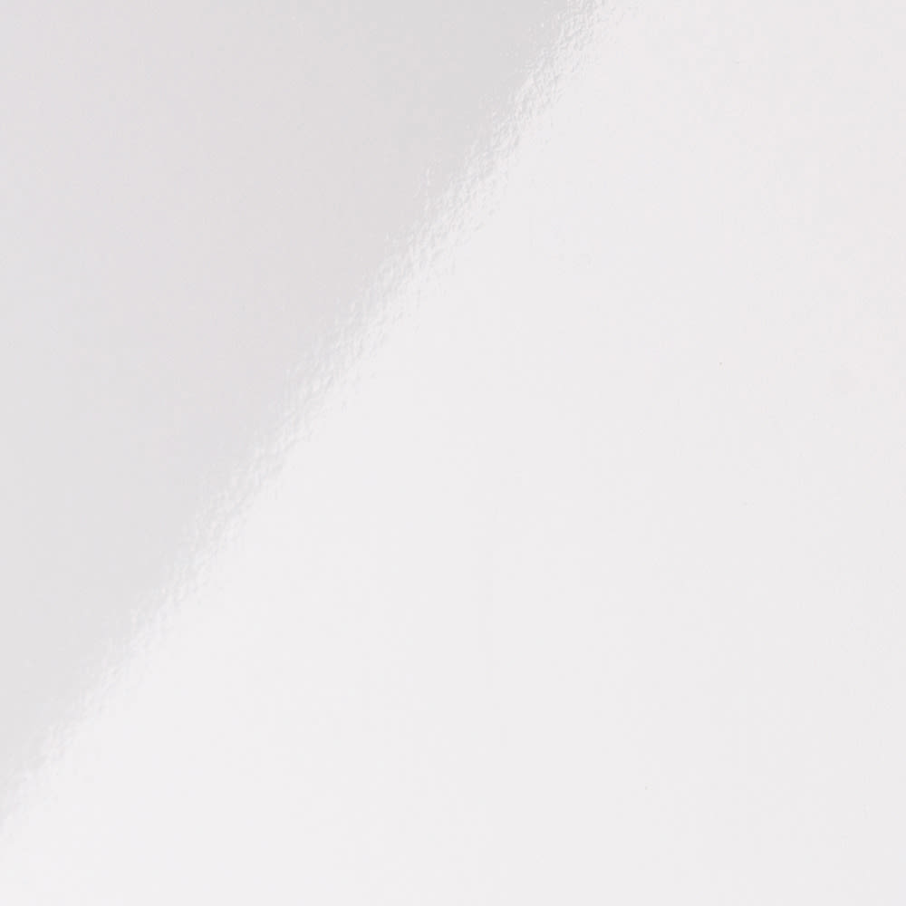 奥行19cmフラップ扉薄型収納庫 2列・幅83.5cm高さ73cm ホワイト色見本