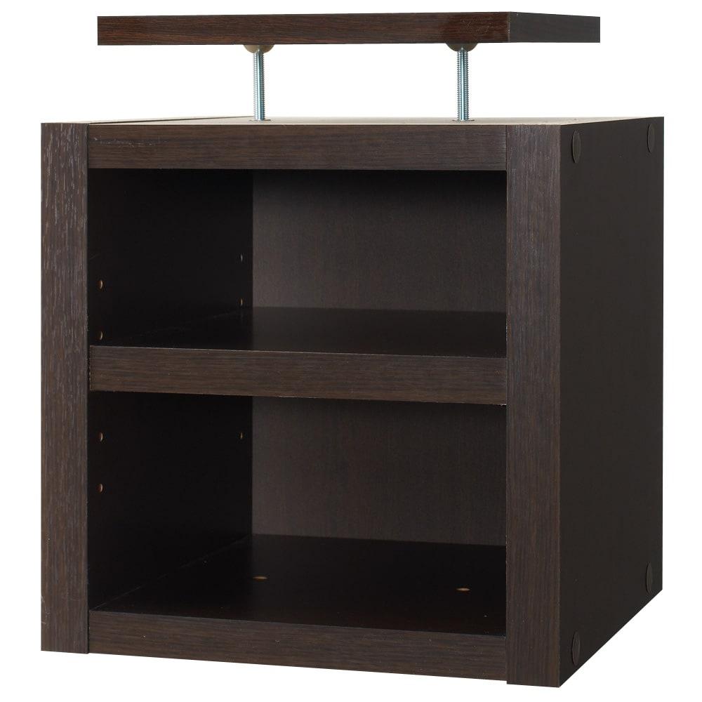 幅サイズオーダー 棚板がっちり書棚 上置き 幅31~80cm高さ31~80cm