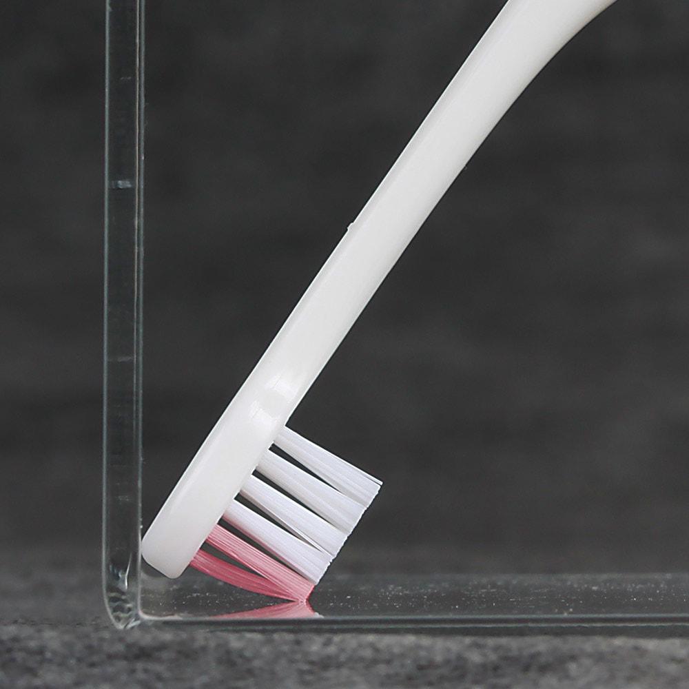 大津式お掃除ブラシJ 3本セット なかなかスミに届かない!