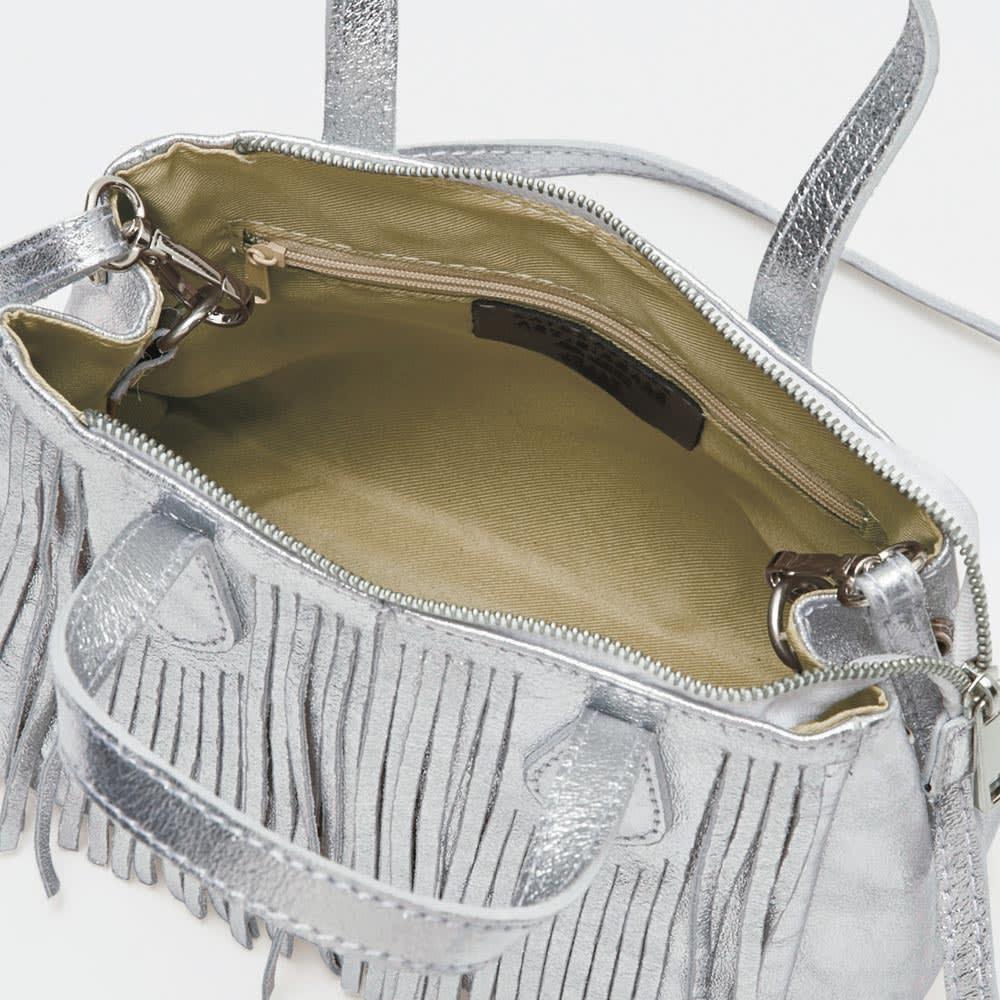 Marant/マラン フリンジ付きミニバッグ(イタリア製)