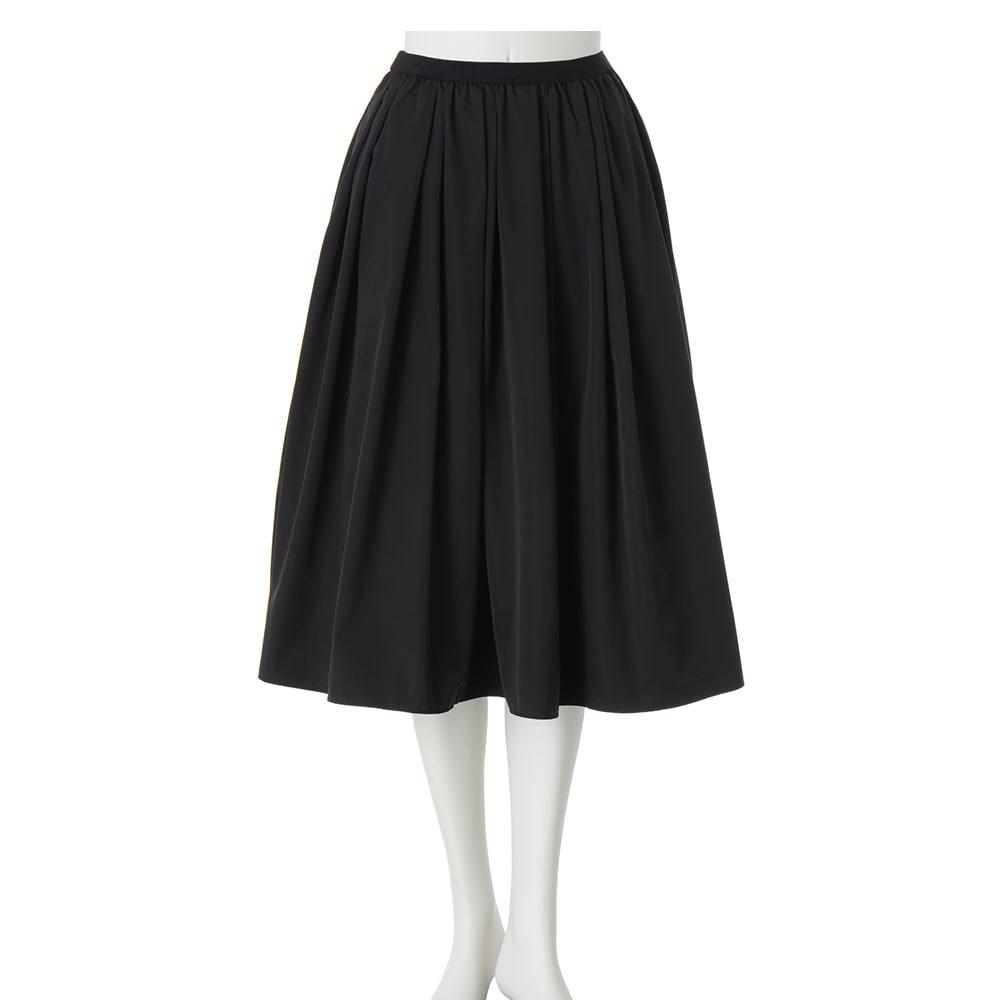 TRECODE/トレコード 神戸・山の手スカート 【総丈73cm】 (ア)ブラック