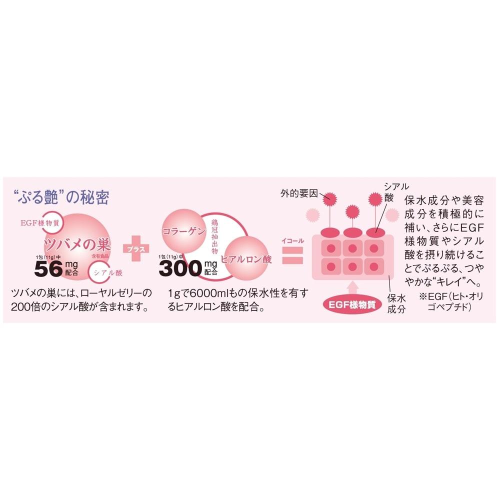 ぷる艶ぜりぃ「京梅嘉」ゴールド 1箱(28包)