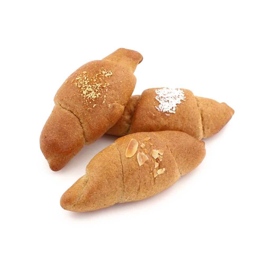 【ディノス限定セット】 フスボン 低糖質パンおすすめ3種12個入りセット