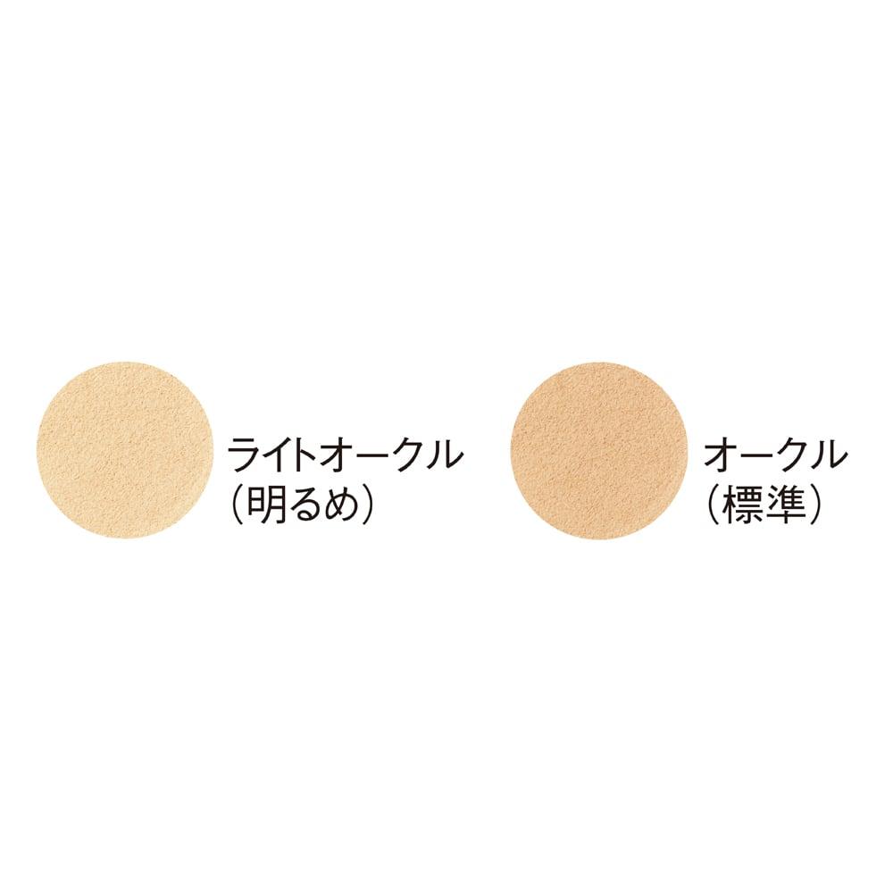 オンリーミネラルシリーズ 薬用美白ミネラルクリアUVファンデーションレフィル 10g