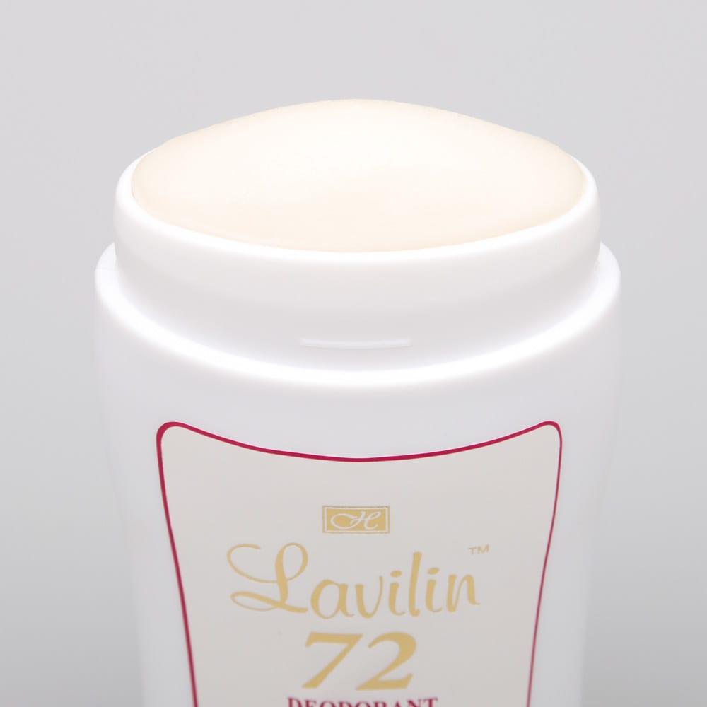 ラヴィリン ジュビリー スティックタイプ 60g ワキにフィットしやすい形状。