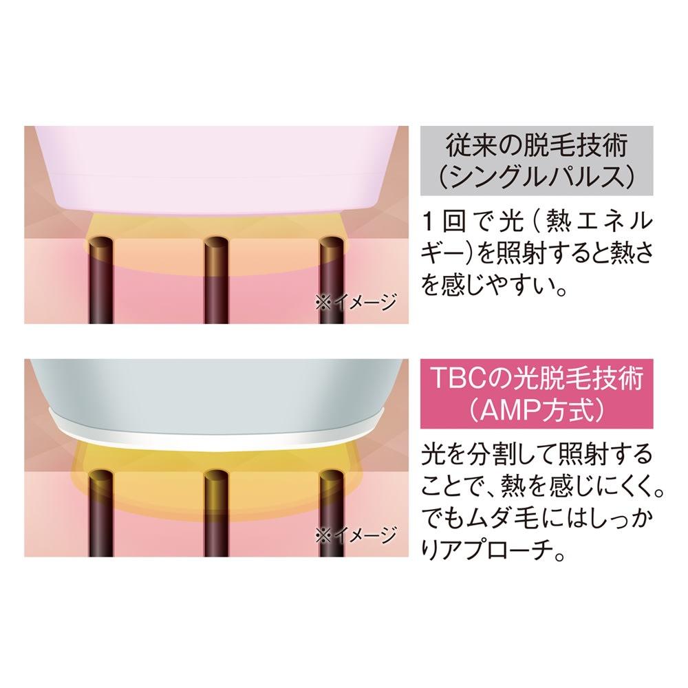 TBC 家庭用光美容器 ヒカリビューティ3PRO