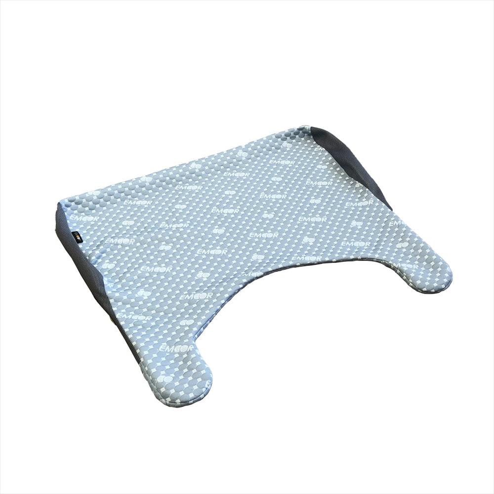 エムール リュクスシリーズ ボディーアッパーピロー2 本体(専用カバー付)+専用カバーのセット カバー