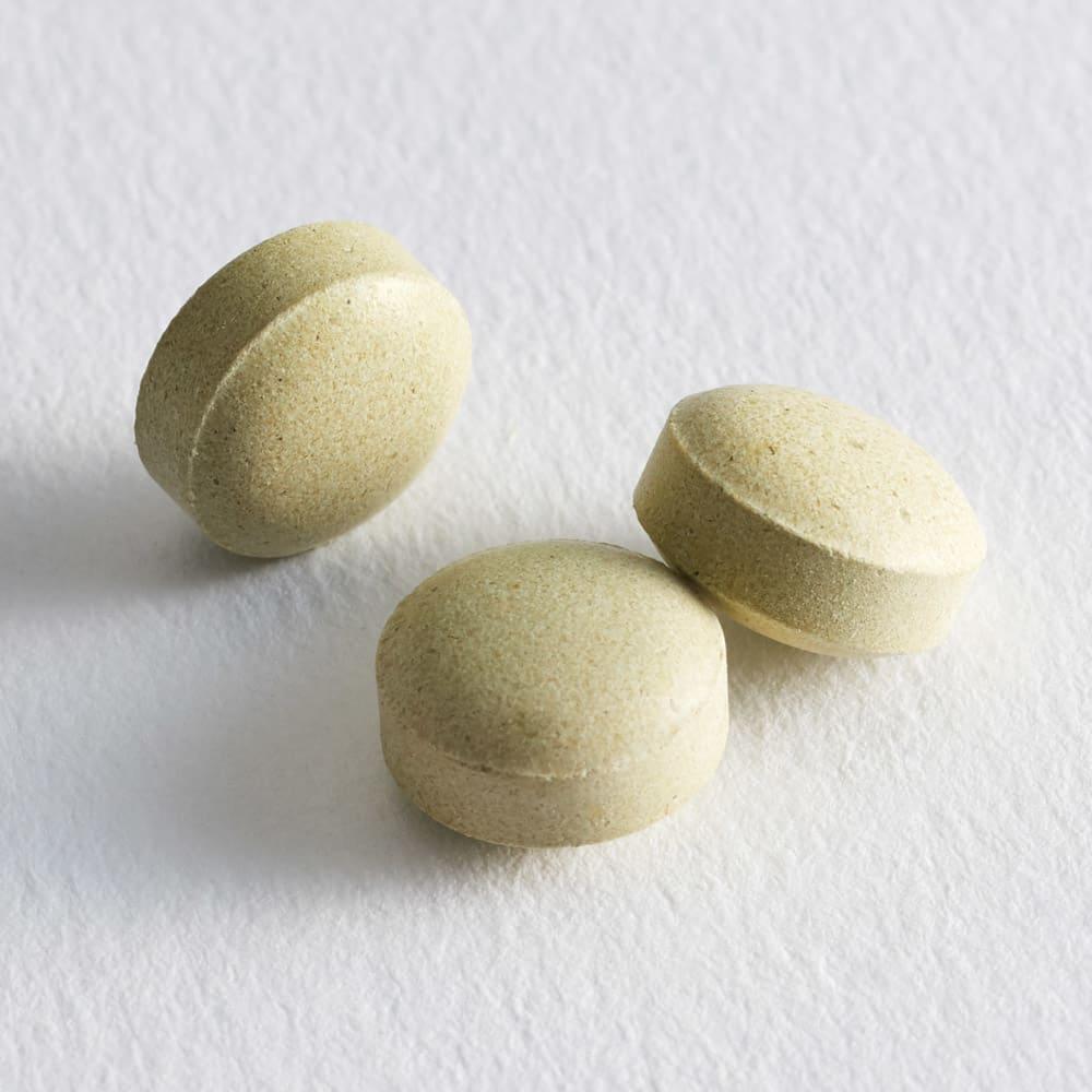 【石垣産ミドリムシ(ユーグレナ)】ディノス乳酸菌ミドRiCH 約1ヵ月(45粒×2袋) 1日3粒が目安となります。粒数が多くないので女性でも飲みやすいです