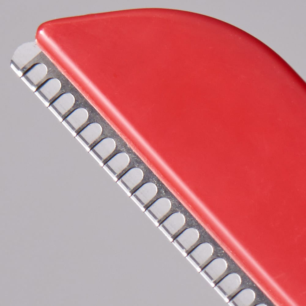 ハリウッドブロウザー 2本セット 肌を傷つけない凹凸ステンレス加工