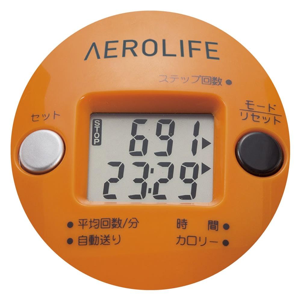 AEROLIFE/エアロライフ コアビクサー カウントメーター付きだから、目標を持ってエクササイズ。