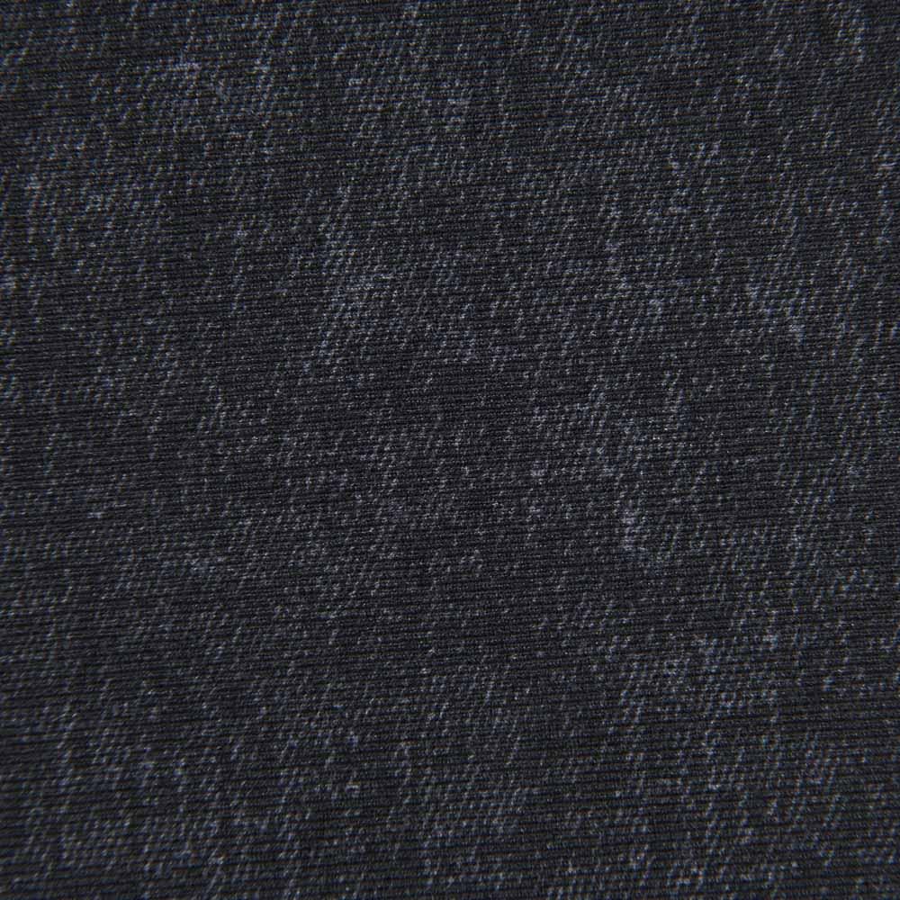 ARIKI/アリキ 裏起毛プリントストレートパンツ(選べる股下2丈) (ア)ブラックデニム・・・柄アップ