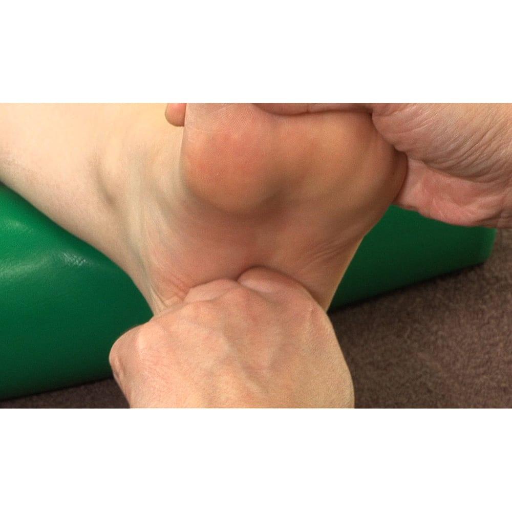 トライウォーカー 大きい筋肉の土踏まず部分には深い刺激を実現