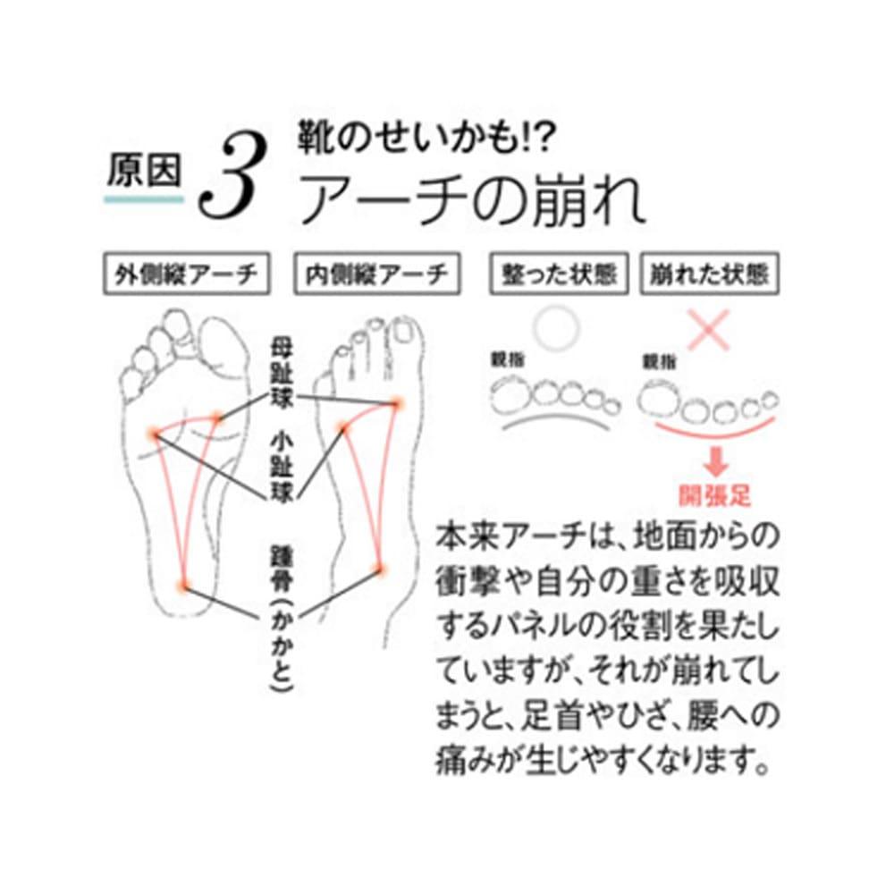 RAKUNA 整体パンプス(日本製)