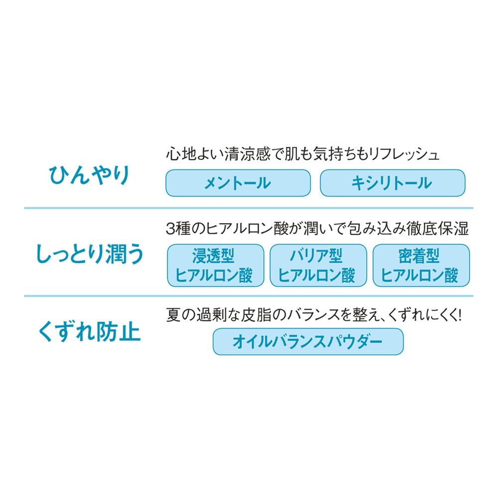 エクスボーテ ひんやり爽快セット(クールフィットカバーパウダーUV50+ N・クールアクアミスト)