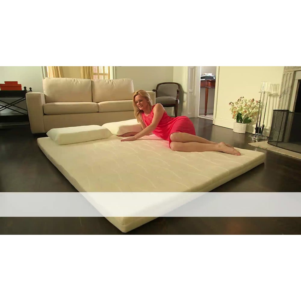 オクタスプリングマット 床に敷いて使うこともできます(こちらのサイズは販売していません)