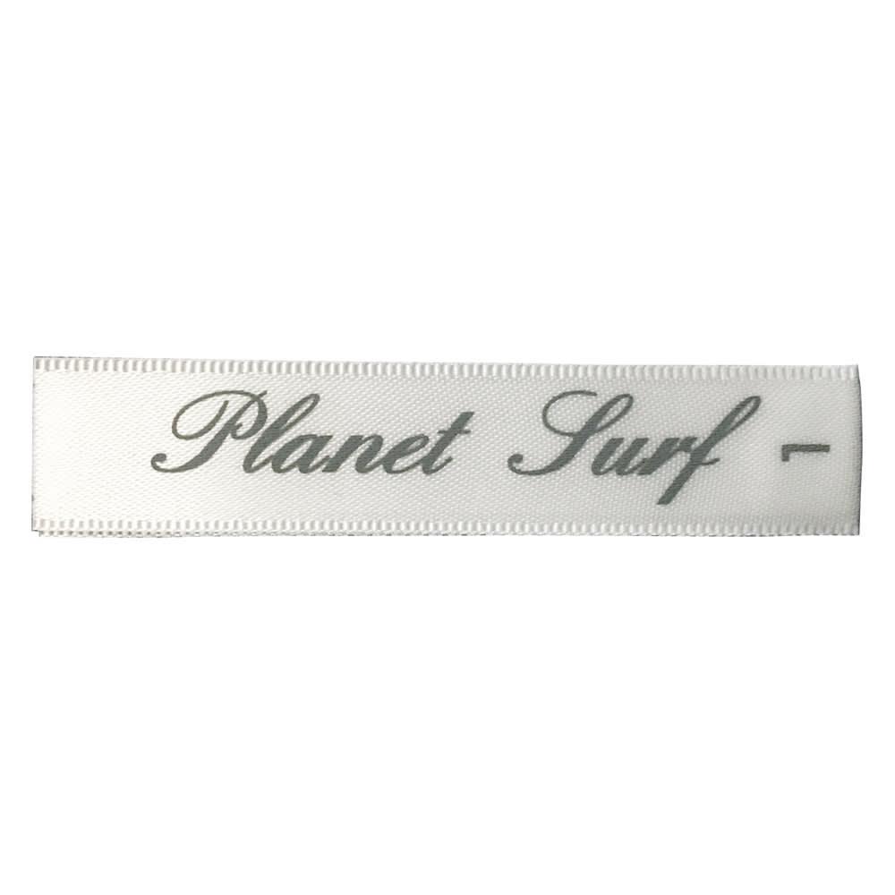 PLANET SURF/プラネットサーフ UVサイドスリットロングワンピース 消臭・抗菌 ブランドのタグに消臭抗菌効果あり。